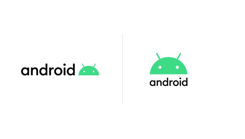 2019年8月22日に発表された新しいAndroid ロゴデザイン